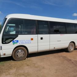 Day Tour Vehicle - 2016 Coaster Bus (Maximum 20 passengers)